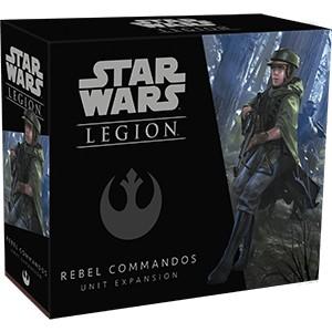 Star Wars Legion: Rebel Commandos (Ingles)