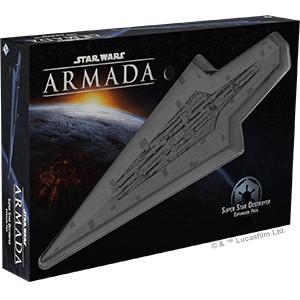 Star Wars Armada: Super Star Destroyer (Ingles)