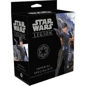 Star Wars Legion: Imperial Specialists (Ingles)
