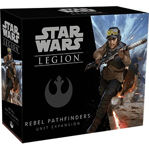 Star Wars Legion: Rebel Pathfinders Unit Expansion (Ingles)