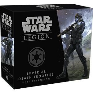 Star Wars Legion: Imperial Death Troopers (Ingles)