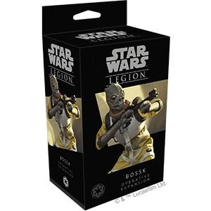 Star Wars Legion: Bossk (Ingles)