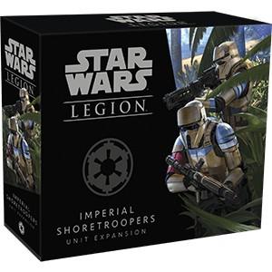 SW Legion: Soldados Costeros Imperiales / Shoretroopers (EN)
