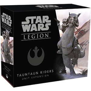 Star Wars Legion: Tauntaun Riders Unit Expansion (Ingles)
