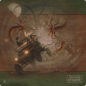 Tapete De Juego De Arkham Horror Tercera Edición