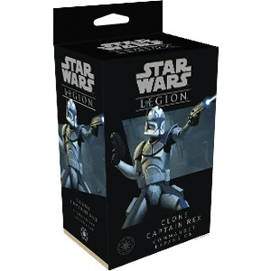 Star Wars Legion: Clone Captain Rex (Ingles)