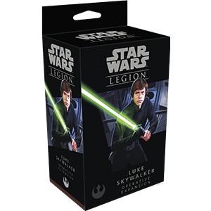 Star Wars Legion: Luke Skywalker Operative (Ingles)