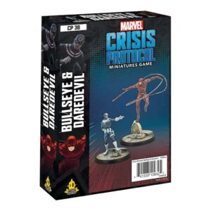 Marvel Crisis Protocol: Bullseye And Daredevil (CP30)