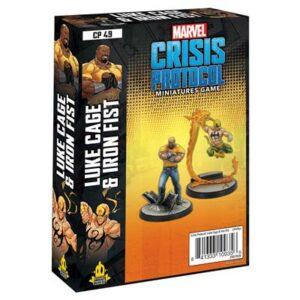 Marvel Crisis Protocol: Luke Cage & Iron Fist (CP49)