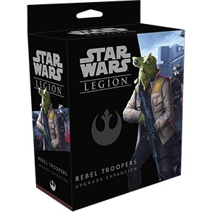 Star Wars Legion: Rebel Troopers (Upgrade Expansion) (EN)