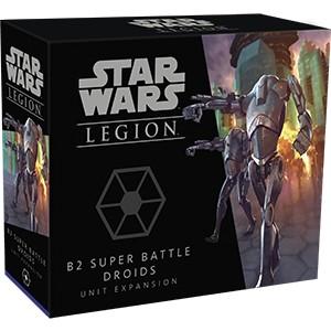 Star Wars Legion: B2 Super Battle Droids (Ingles)