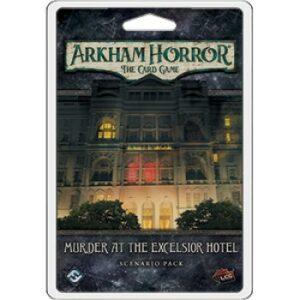 Arkham Horror LCG: Murder At The Excelsior Hotel – EN