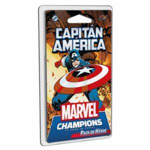 Marvel Champions: Capitan America (Ingles)