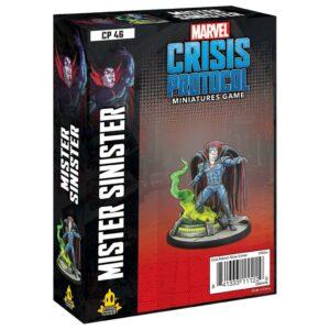 Marvel Crisis Protocol: Mr Sinister (CP46)