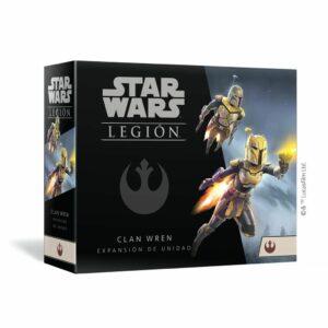 Star Wars Legion: Clan Wren Unit Expansion (Ingles)