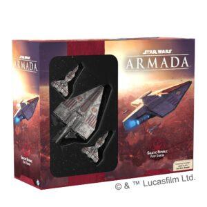 Star Wars Armada: Galactic Republic Fleet Starter (Ingles)