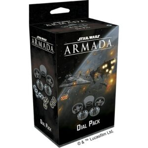 Star Wars Armada: Dial Pack (Ingles)
