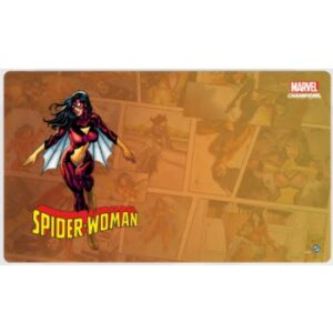 FFG – Marvel Champions: Spider-Woman (Tapete)