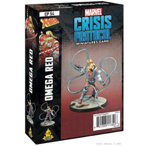 PV 27/08/21 – Marvel Crisis Protocol: Omega Red (CP54)