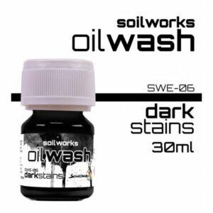 SOILWORKS: LAVADOS DARK STAINS SWE-06