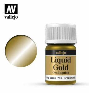 Vallejo: Oro Verde 70795