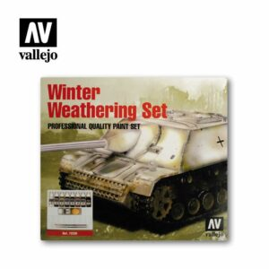 Vallejo: Winter Weathering Set (77220)