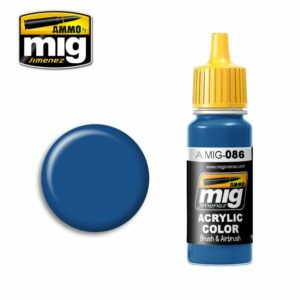 BLUE (RAL 5019) (AMIG0086)