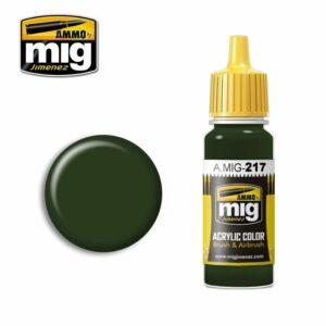GREEN SLATE (RLM 02) (AMIG0217)