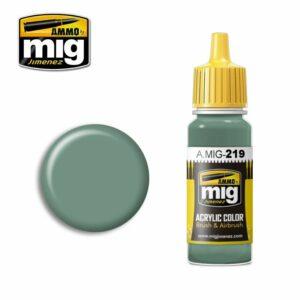 FS 34226 (BS283) INTERIOR GREEN (AMIG0219)