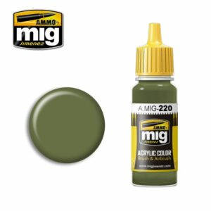 FS 34151 ZINC CHROMATE GREEN (INTERIOR GREEN) (AMIG0220)