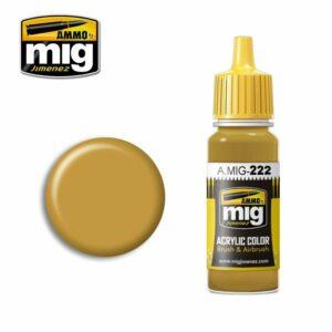 RLM 79 SANDGELB (AMIG0222)