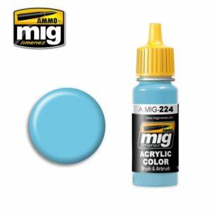 FS35250 SKY LINE BLUE A II (AMIG0224)