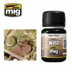 BLACK WASH (A.MIG-1011)