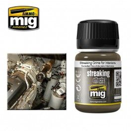 STREAKING GRIME FOR INTERIORS A.MIG-1200
