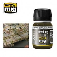 STREAKING GRIME FOR WINTER VEHICLES A.MIG-1205