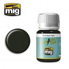 PLW BLACK NIGHT A.MIG-1611