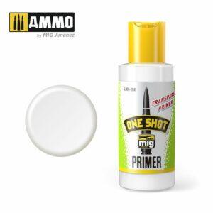 ONE SHOT PRIMER – TRANSPARENTE (AMIG2041)