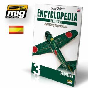 ENCICLOPEDIA DE TECNICAS MODELISMO AVIACION VOL.3 AMIG6062