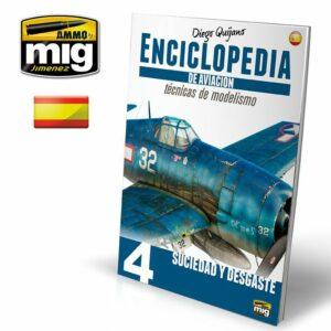 ENCICLOPEDIA DE TECNICAS MODELISMO AVIACION VOL.4 AMIG6063