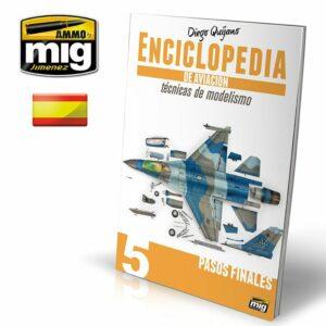 ENCICLOPEDIA DE TECNICAS MODELISMO AVIACION VOL.5 AMIG6064