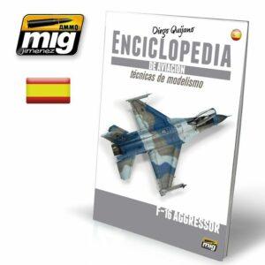ENCICLOPEDIA DE TECNICAS MODELISMO AVIACION VOL.6 AMIG6065