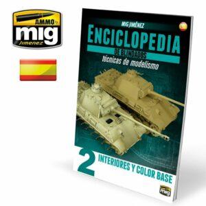 ENCICLOPEDIA DE TÉC MO BLIND VOL. 2 -I & C BASE(ES) AMIG6161