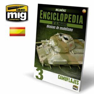 ENCICLOPEDIA DE TÉC MO BLIND VOL. 3 -CAM ES AMIG6162