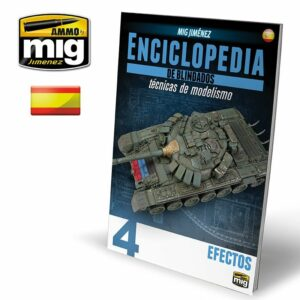 ENCICLOPEDIA DE TÉC MO BLIND VOL. 4 -EFE (ES) AMIG6163