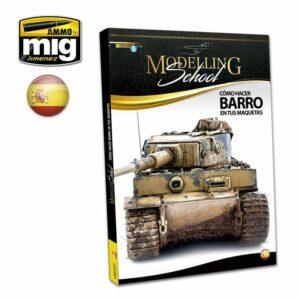 MODELLING SCHOOL: CÓMO HACER BARRO EN TUS MAQUETAS AMIG6211