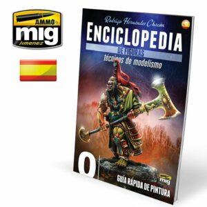 ENCICLOPEDIA TECNICAS MODELISMO DE FIGURAS VOL. 0 (AMIG6230)