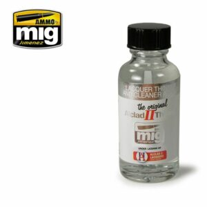 LACQUER THINNER AND CLEANER ALC307 AMIG8200