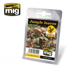 JUNGLE LEAVES A.MIG-8452