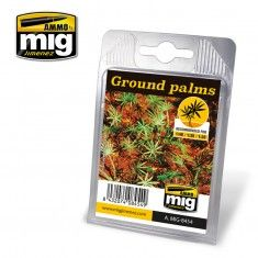 GROUND PALMS A.MIG-8454