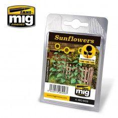 SUNFLOWERS A.MIG-8458